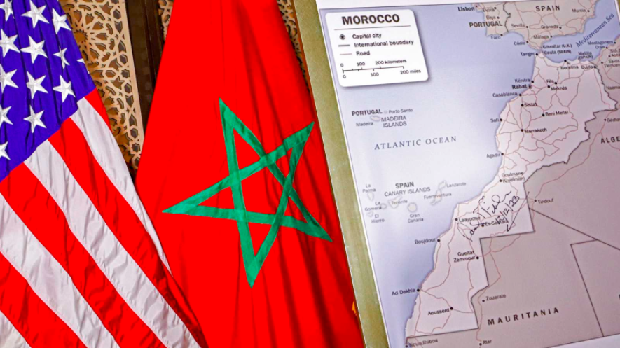 How will Algeria respond to Morocco's normalization with Israel?