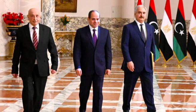Is Egypt abandoning Haftar in Libya?