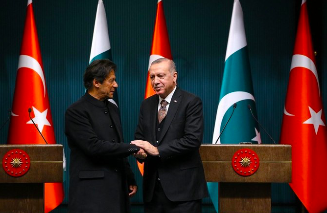 Are Turkey and Pakistan strengthening relations?