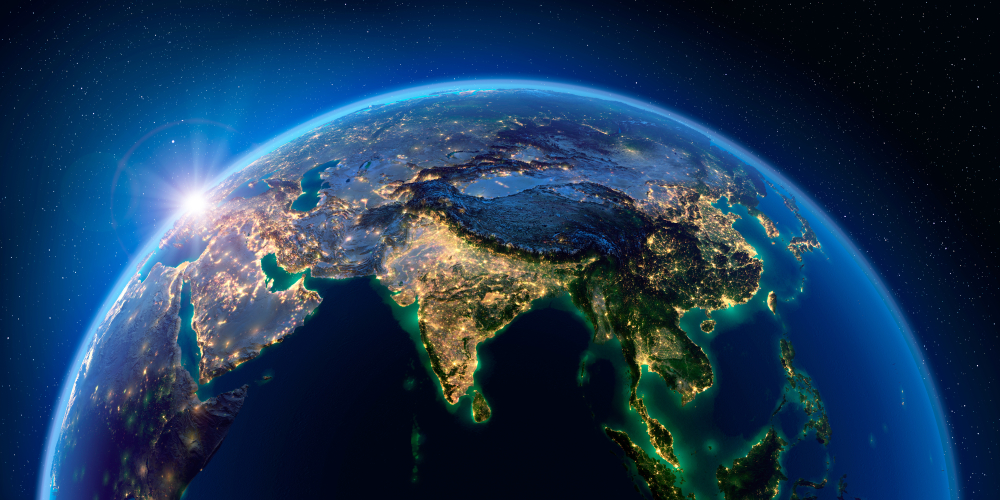 2021 Forecast: Asia – Will Asia Lead The World?