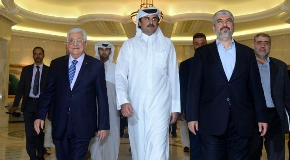 Is Qatar strengthening and uniting Palestine?