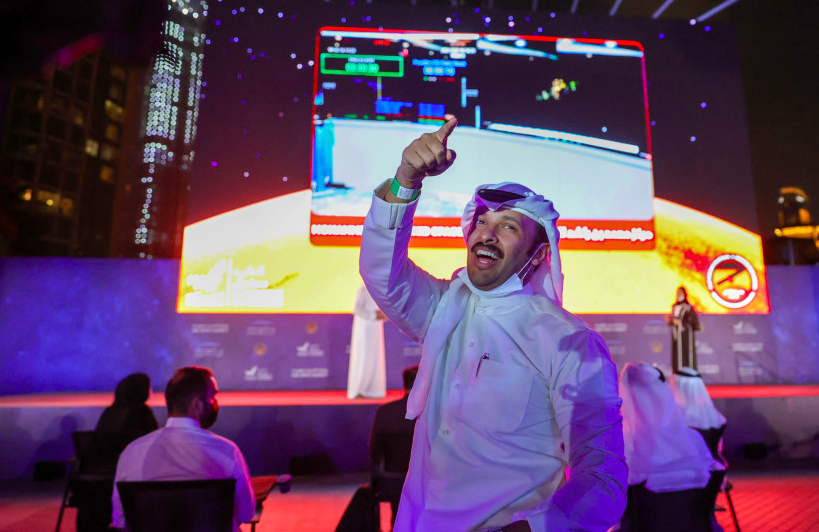The UAE reaches Mars, leading the Middle East space race: Will anyone catch up in the near future?