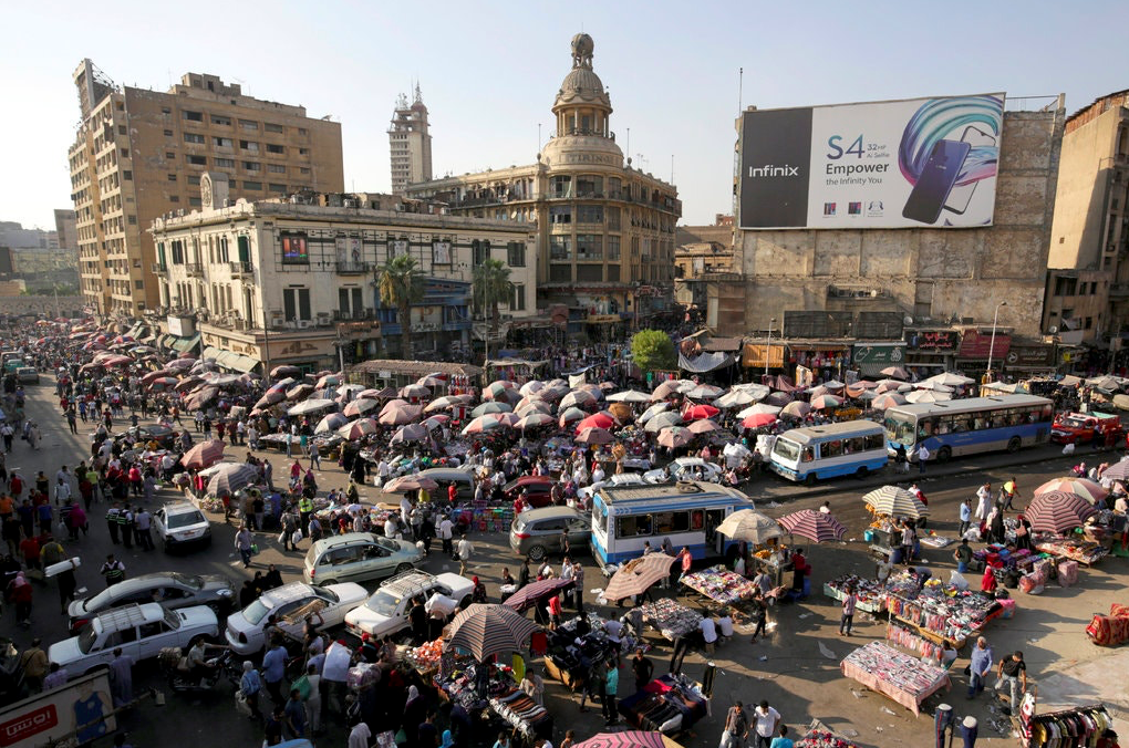 Egypt's population growth could be disastrous: Will the government manage to limit growth?