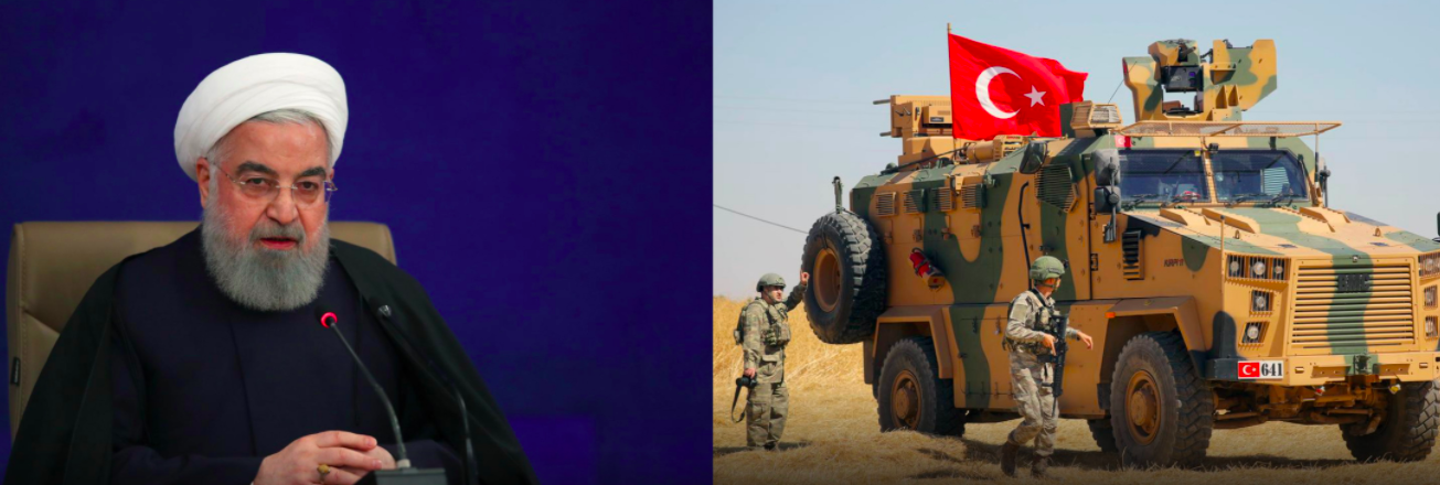 Turkey-Iran tensions rise once again: Does Iran fear a possible Turkish operation in Northern Iraq?