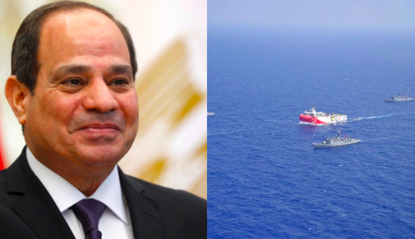 Greece in panic as Egypt acknowledges Turkish EEZ in EastMed: Will Egypt normalize ties with Turkey?