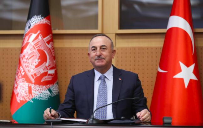 Why does the US want Turkey to mediate the Afghanistan conflict?