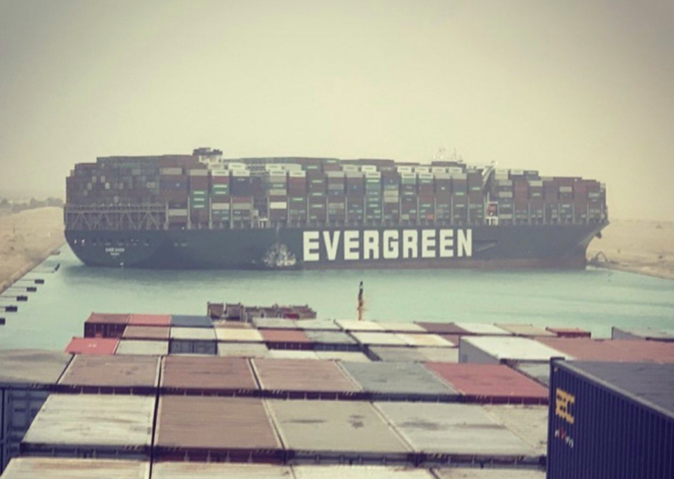 Container ship blocks Egypt's Suez Canal: How will this affect the global economy?