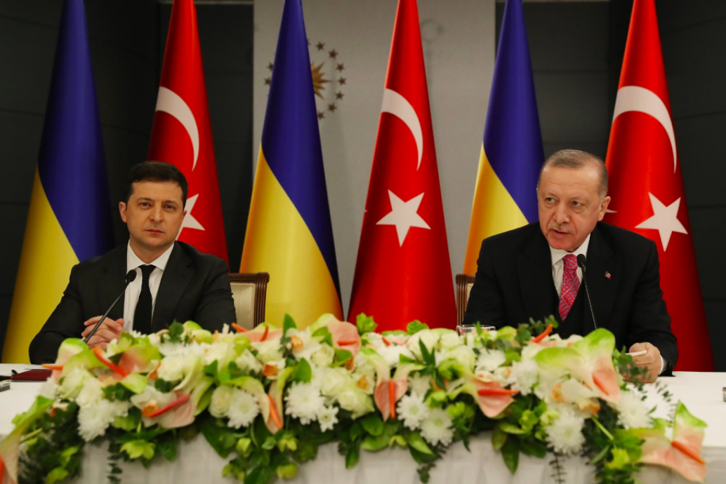 Will Turkey support Ukraine in a possible war with Russia?