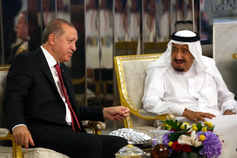 Are the talks between Erdogan and King Salman insignificant in repairing Saudi Turkish ties?