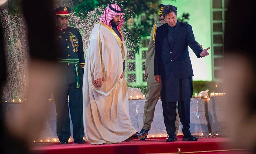 Why are Pakistan and Saudi Arabia trying to repair ties?