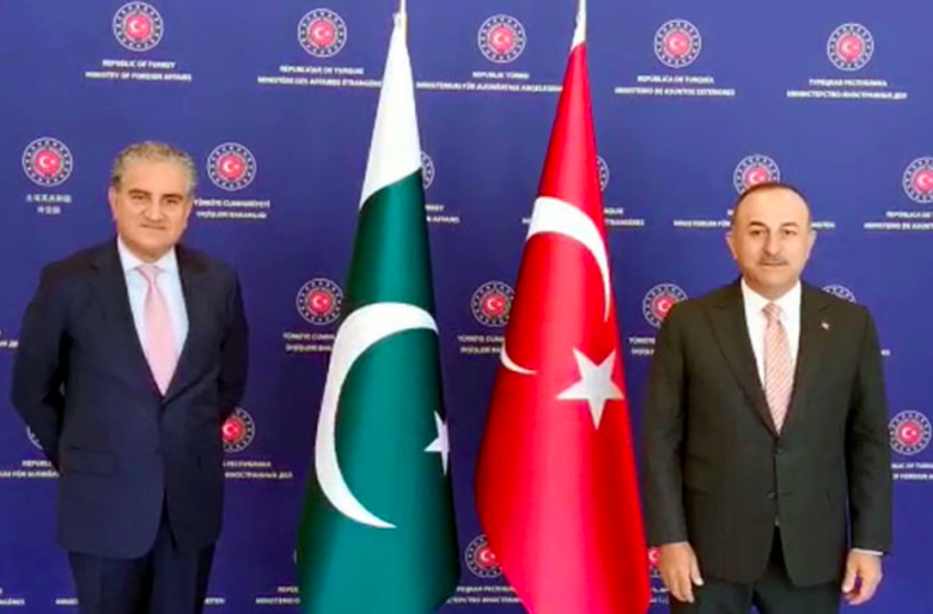 Are Turkey and Pakistan formulating a strategy against Israel?