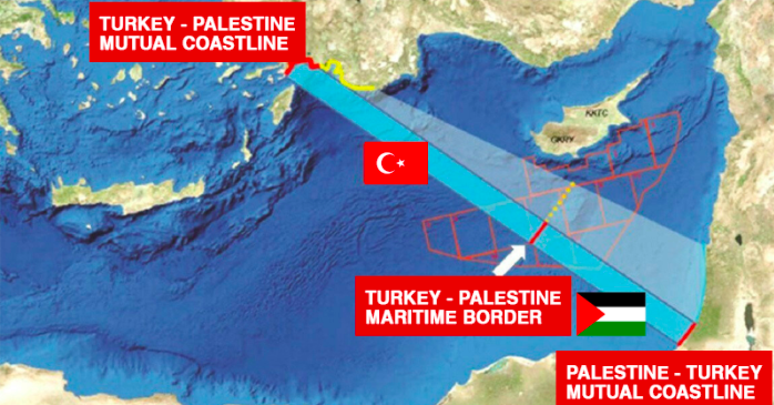Will Turkey and Palestine sign a maritime deal similar to the Libyan model?
