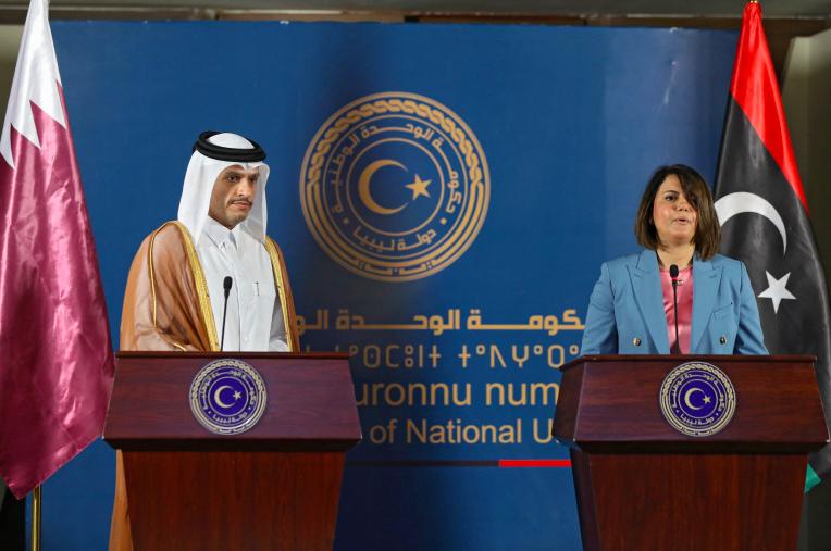 Will Qatar help Libya economically recover?