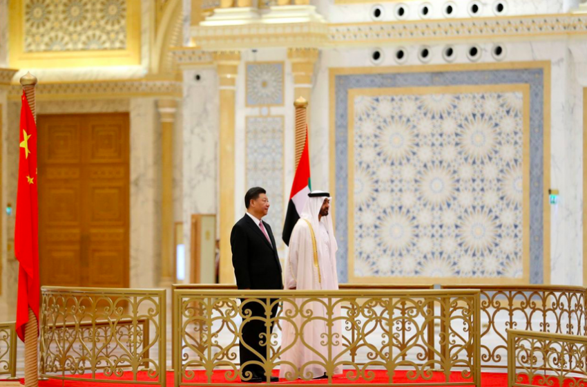 Will the US cut military ties with the UAE due to the latter's rapidly growing relations with China?