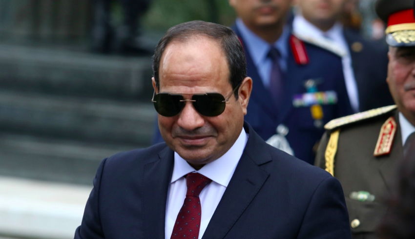 Is Egypt trying to re-establish its geopolitical importance in the Middle East?