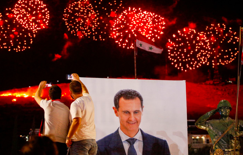 Assad wins elections with 95% of the vote: What does this mean for Syria's opposition?