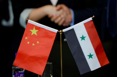 Will China expand its presence in Syria?