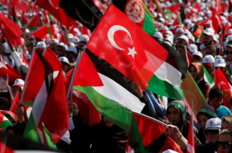 Turkey and Palestine sign security agreement: Is this the first step towards a maritime deal?