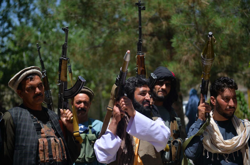 Will Iran attack the Taliban in Afghanistan?