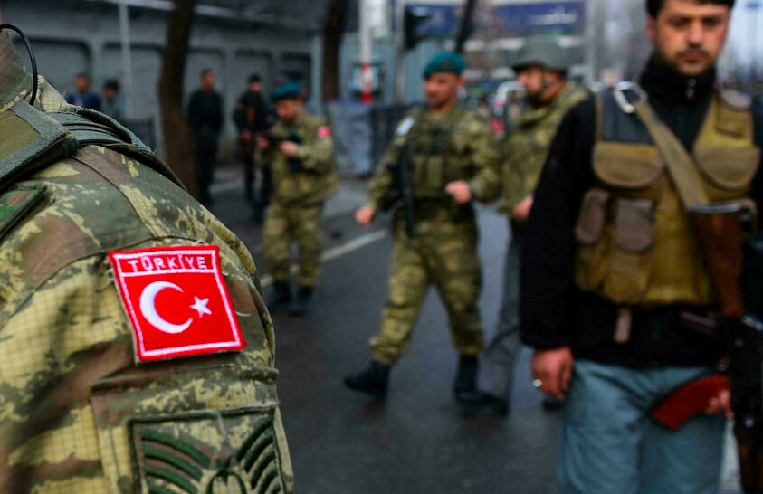 Has the Taliban changed its stance on Turkey?