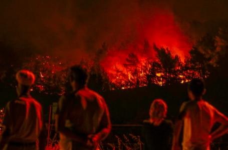 Is the PKK behind Turkey's wildfires?