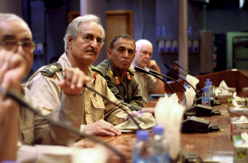 Will Libya's political transition fail?