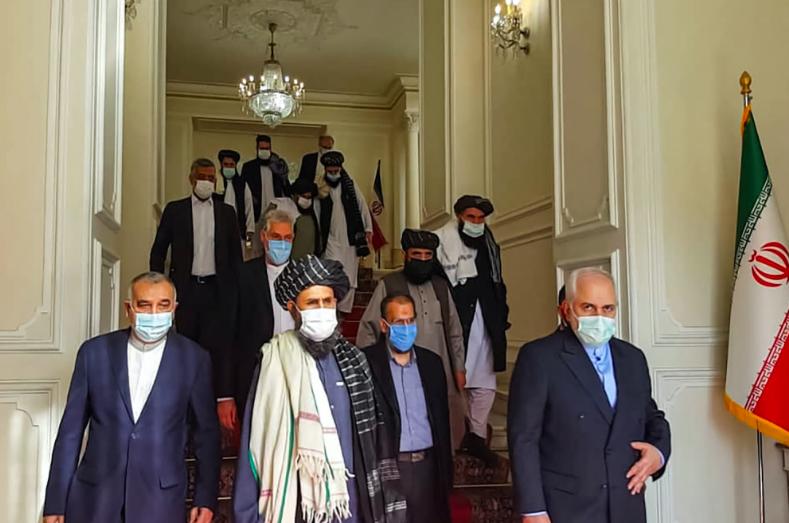 Will Iran establish warm ties with the Taliban?