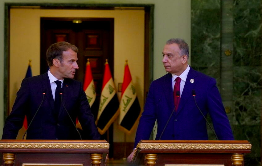 Will France replace the US in Iraq?