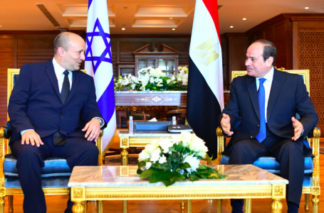 Are Egypt and Israel deepening ties?