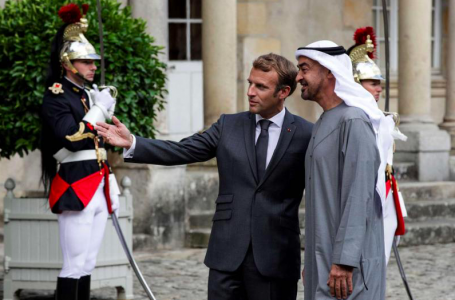 Is the UAE turning towards Europe as it pulls away from the US?