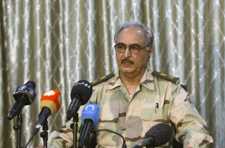Is Libya's Haftar preparing for elections in December?